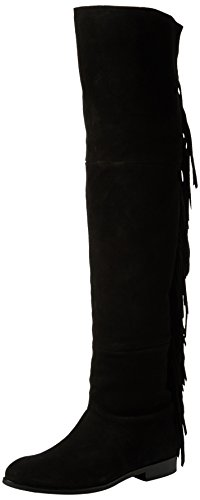 Buffalo-London-BB-HONEY-R-SERRAJE-Damen-Over-Knee-Stiefel-0