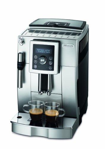 DeLonghi-ECAM-23420SB-Kaffee-Vollautomat-Cappuccino-18-l-Dampfdse-Dampfdse-silber-schwarz-0
