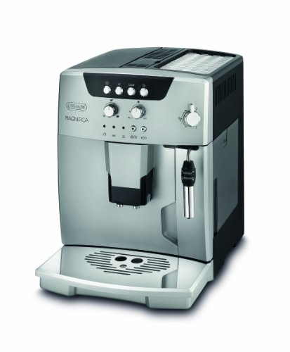 DeLonghi-ESAM-04120S-Kaffee-Vollautomat-18-Liter-Dampfdse-silber-0