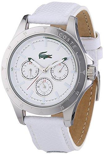 Lacoste-Damen-Armbanduhr-MACKAY-Analog-Quarz-Leder-2000846-0