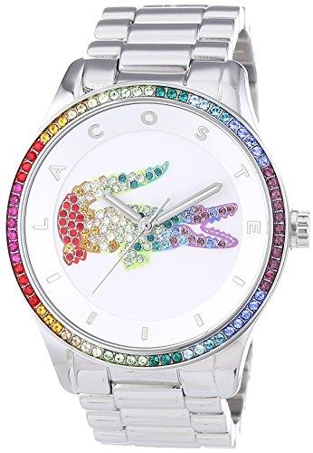 Lacoste-Damen-Armbanduhr-VICTORIA-Analog-Quarz-Edelstahl-2000869-0