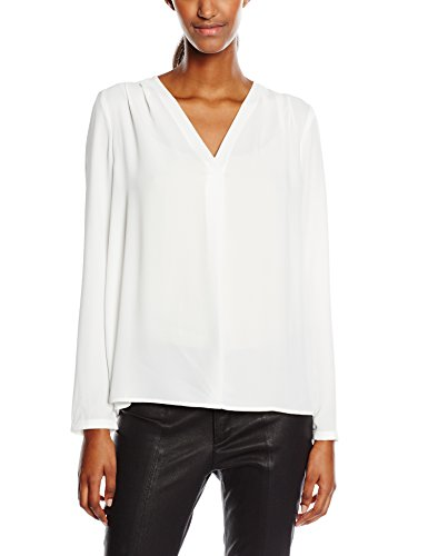 edc-by-ESPRIT-Damen-Regular-Fit-Bluse-Basic-0