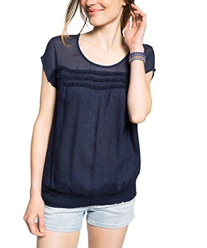 edc-by-ESPRIT-Damen-Regular-Fit-Bluse-frill-0