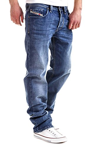 Diesel-Jeans-LARKEE-Hellblau-0