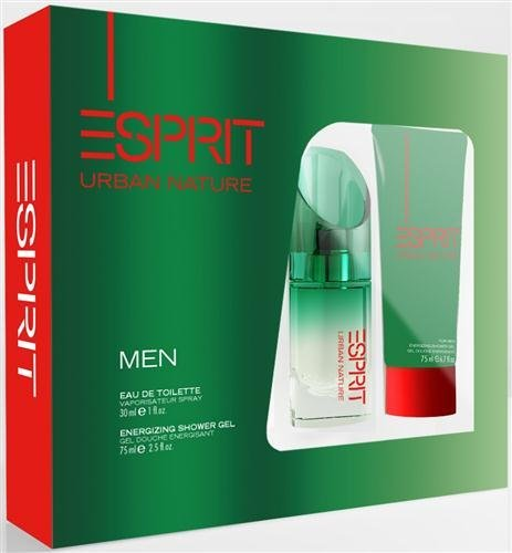 Esprit-Herrendfte-Urban-Nature-Man-Geschenkset-Eau-de-Toilette-Spray-30-ml-Shower-Gel-75-ml-1-Stk-0