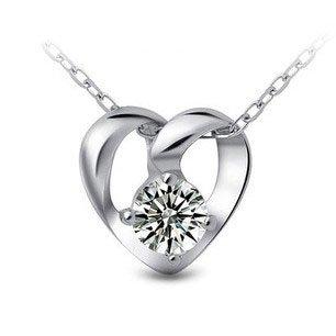 925-Sterling-Silber-sterreichischen-Kristall-Anhnger-Halskette-mit-45cm-Sterling-silber-Kette-Schmuck-verschiedenen-Designs-0