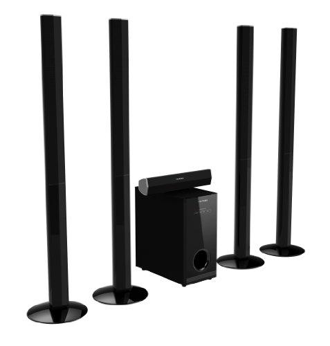 Blaupunkt-LS-275e-51-Heimkino-System-mit-kabellosen-Rcklautsprechern-200Watt-RMS-koaxiale-optische-und-analoge-Eingnge-Equalizer-schwarz-0