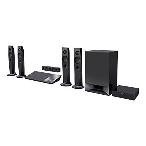 Sony-BDV-N7200W-51-Blu-ray-Heimkinosystem-1200-Watt-4K-UltraHD-Upscaling-3D-WLAN-Smart-TV-Bluetooth-NFC-Spotify-schwarz-0